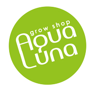 Agua Luna Grow Shop Logo retina